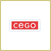 CEGO Security Products logo