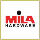 MILA Hardware logo