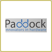 Paddock Security Products logo