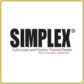 SIMPLEX Security Products logo