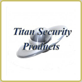 Titan Security Products logo