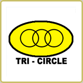 TRI-CIRCLE Security Products logo